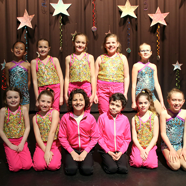Shaker Road School Dance Recital