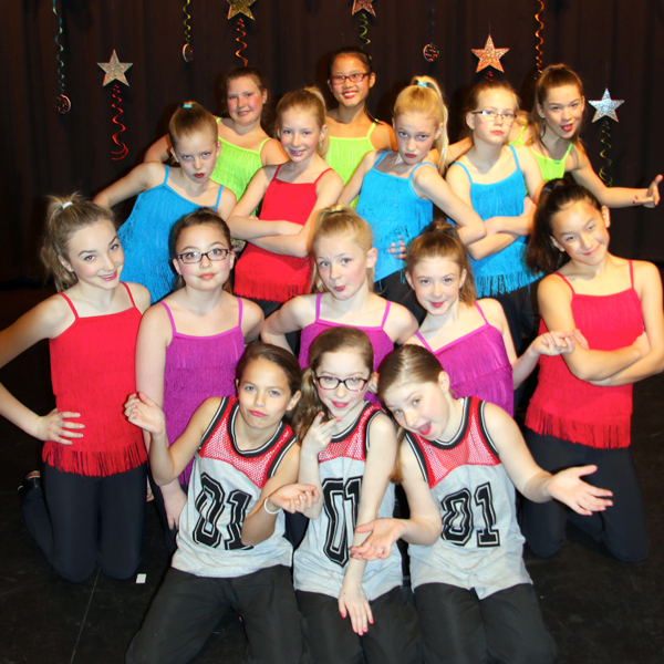 Shaker Road School Dance Program
