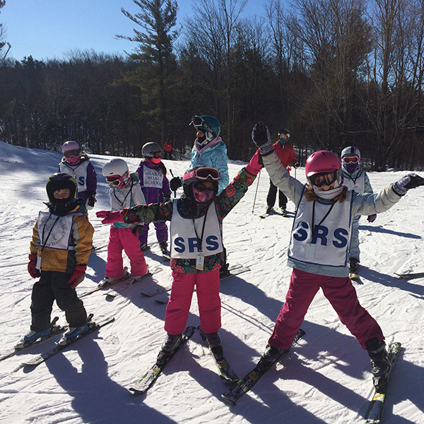 Shaker Road School Alpine Skiing