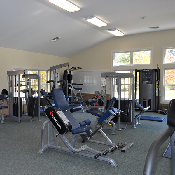 Shaker Road School Fitness Center
