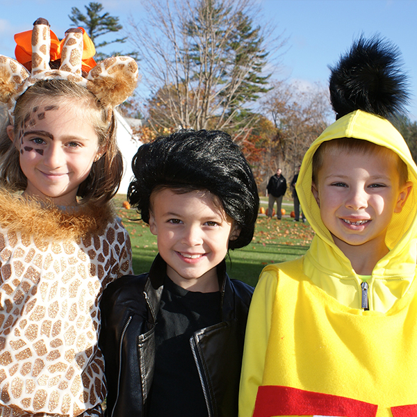 Shaker Road School Halloween Hayride