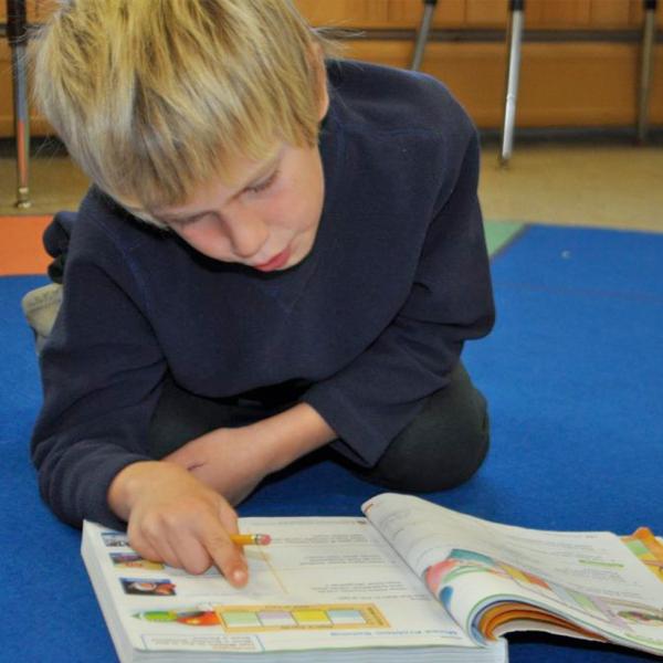 Shaker Road School Primary Grades