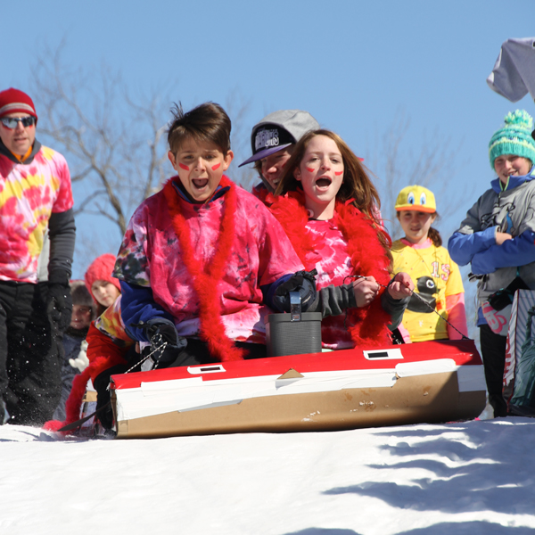 Shaker Road School Winter Olympics