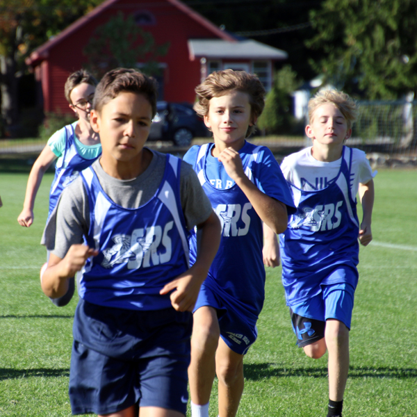 Shaker Road School Cross Country Running