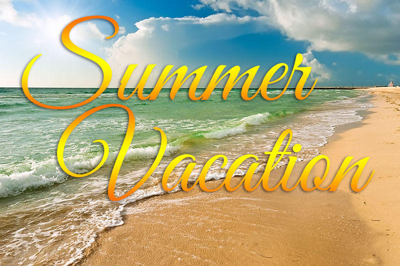 "Summer ""Vacation"" for SRS Faculty"