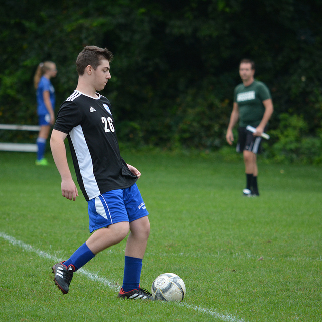Shaker Road School Soccer